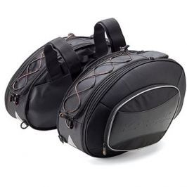 KAPPA SADDLE BAGS, 17-33L, 2ks