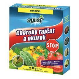 AGRO Choroby rajčat a okurek STOP 2x10g