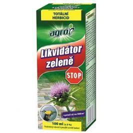 AGRO Likvidátor zeleně STOP 100 ml