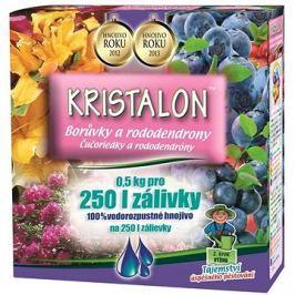 KRISTALON Borůvky a rododendrony 0,5 kg