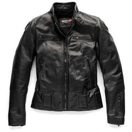 BLAUER Leather jacket Neo