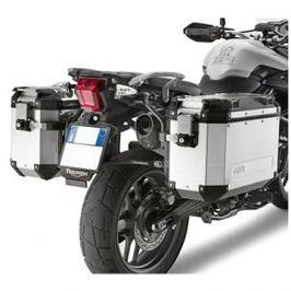 GIVI PL 532CAM trubkový nosič Suzuki DL 650 V-Strom (04-11) pro hliníkové boční kufry TREKKER OUTBAC