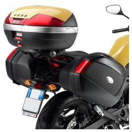 GIVI TE 275 podpěry bočních brašen Yamaha XJ6 600 (09-12), černé pro systém EASYLOCK