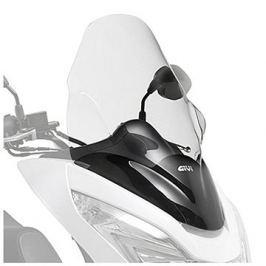 GIVI D 1136ST plexi čiré Honda PCX 125-150 (14-16)