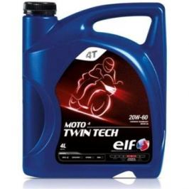 ELF MOTO 4 TWIN TECH 20W60 - 4L