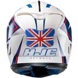 OXFORD protektor laku přilby Helmet Bumper Union Jack,