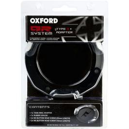 OXFORD adaptér pro upevnění tankbagů s rychloupínacím systémem, (víčka Honda)