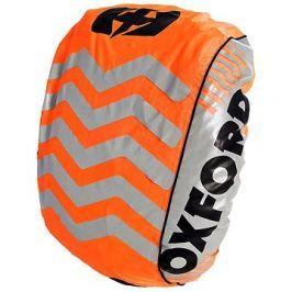 OXFORD reflexní obal/pláštěnka batohu Bright Cover, oranžová/reflexní prvky