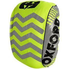 OXFORD reflexní obal/pláštěnka batohu Bright Cover, žlutá fluo/reflexní prvky
