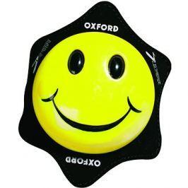 OXFORD slidery Smiley, (žluté, pár)