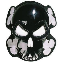 OXFORD slidery Skull, (černé, pár)