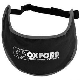 OXFORD vak na plexi VisorStash Deluxe, (černý/šedý)