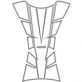 OXFORD protektor nádrže Sheer Arrow, (stříbrný)