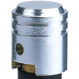 OXFORD kovové čepičky ventilků imitace píst, (stříbrná)