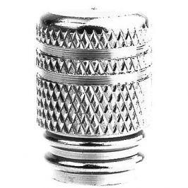 OXFORD kovové čepičky ventilků, (stříbrné)