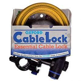 OXFORD zámek na motocykl Cable Lock 180cm
