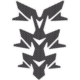 OXFORD protektor nádrže Gel Spine Invader, (carbon)