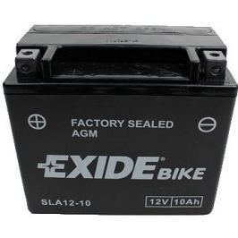 EXIDE BIKE Factory Sealed 10Ah, 12V, AGM12-10 (YTX12-BS)