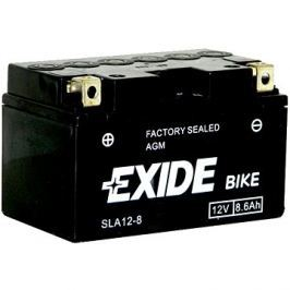 EXIDE BIKE Factory Sealed 8,6Ah, 12V, AGM12-8 (YTZ10-BS)