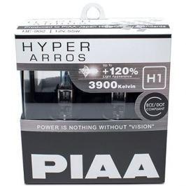 PIAA Hyper Arros 3900K H1 - o 120 procent vyšší svítivost, zvýšený jas