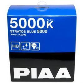 PIAA Stratos Blue 5000K H8 - žárovky pro vytvoření bílého světla v BMW Angel Eyes