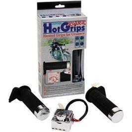 OXFORD gripy vyhřívané Hotgrips Cruiser,  (vnitřní průměr 25,4mm)