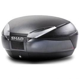 SHAD Vrchní kufr na motorku SH48 Tmavě šedý