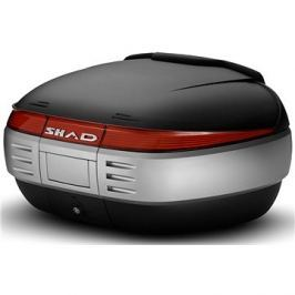 SHAD Vrchní kufr na motorku SH50 černá