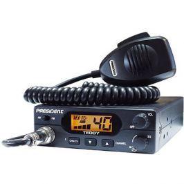 President TEDDY ASC CB radiostanice