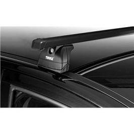 Thule střešní nosič pro HONDA, CR-V, 5-dr SUV, r.v. 2012->, s integrovanými podélnými nosiči