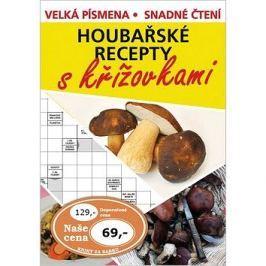 Houbařské recepty s křížovkami