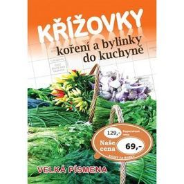 Křížovky: Koření a bylinky do kuchyně
