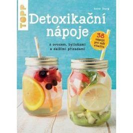 TOPP Detoxikační nápoje: s ovocem, bylinkami a dalšími přísadami