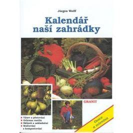 Kalendář naší zahrádky: Ovoce a zelenina