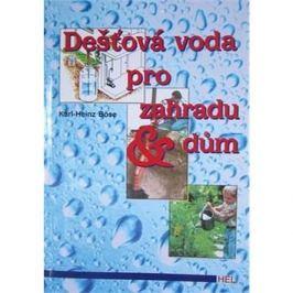 Dešťová voda pro zahradu a dům