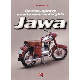 Jawa: Údražba, opravy a seřizování motocyklů