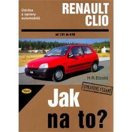 Renault Clio od 1/97 do 8/98: Údržba a opravy automobulů č. 36