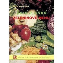 Jarní a zimní zeleninové menu