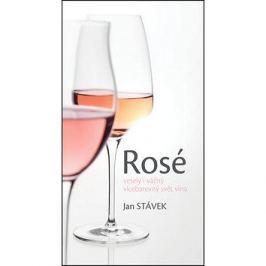Rosé veselý i vážný vícebarevný svět vína