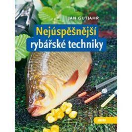 Nejúspěšnější rybářské techniky