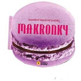 Makronky: populární mandlové pusinky