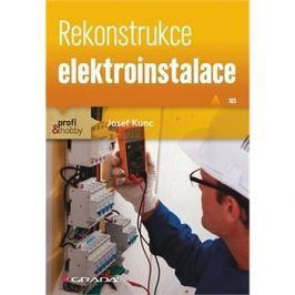 Rekonstrukce elektroinstalace