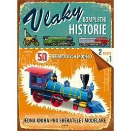 Vlaky Kompletní historie: 50 nenáročných modelů