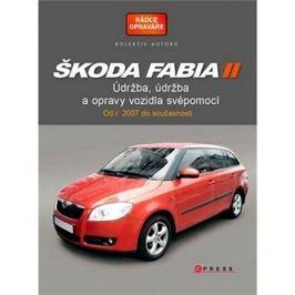 Škoda Fabia II: Fabia II Combi, Údržba a opravy automobilů svépomocí