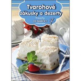 Recepty od babičky 7 Tvarohové zákusky a dezerty: s fotopostupem