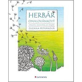 Herbář omalovánkový
