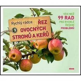 Řez ovocných stromů a keřů: Rychlý rádce