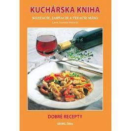 Kuchárska kniha: Kozľacie, jahňacie a teľacie mäso