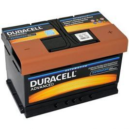 Duracell Advanced DA 72, 72Ah, 12V ( DA72 )