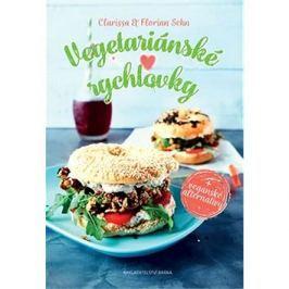 Vegetariánské rychlovky:  + veganské alternativy